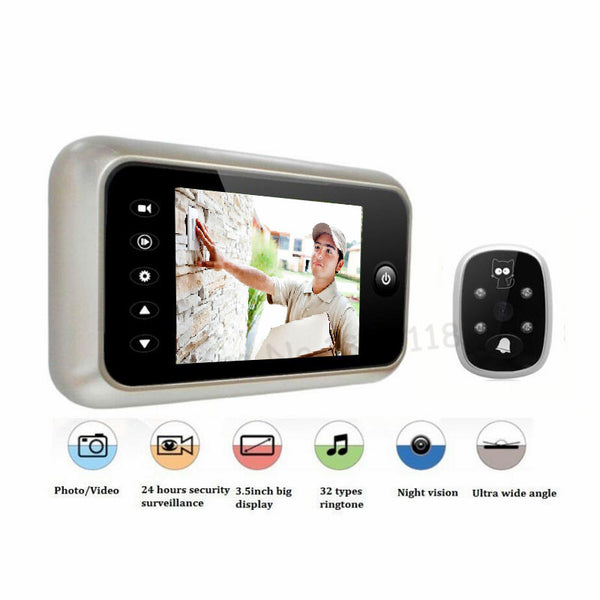 Video Doorbell Surveillance System -