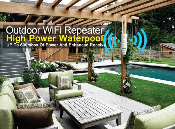 Best Outdoor/Waterproof Wi-Fi Repeater/Signal Booster Under $200 -