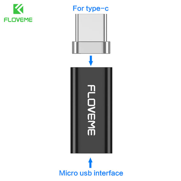 Magnetic Adapter for Super-Fast Data Transfer & Charging -