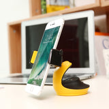 Universal Flexible Desk Stand/Car Smartphone Mount -