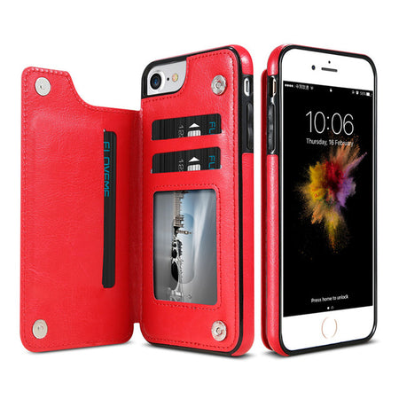 Impenetrably Armored Kickstand iPhone Case