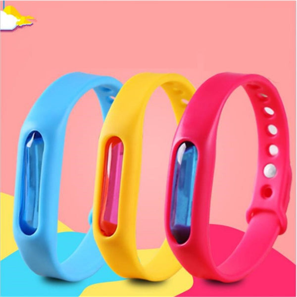 Mosquito Repellent Wristband -