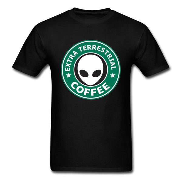 👽 ET Coffee t-shirt 👽 -