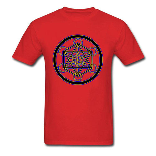 Mysterious Geometric t-shirt -