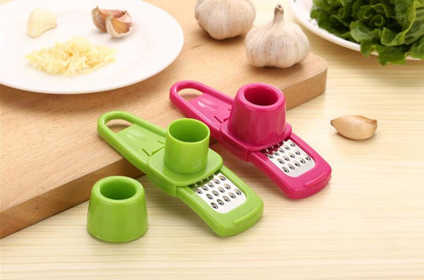 EZ Garlic Grater -