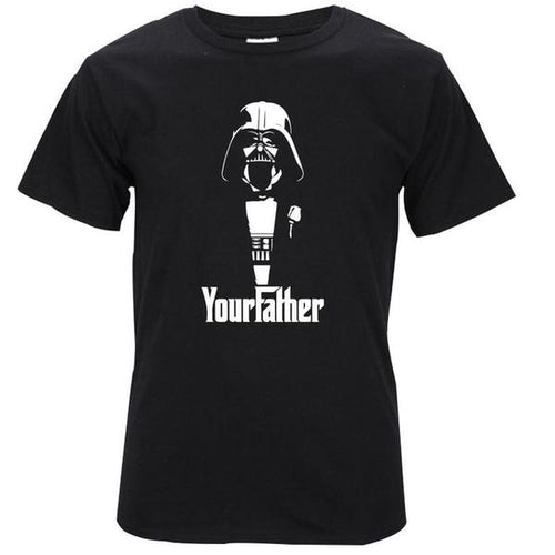 Vader Godfather t-shirt - T-Shirts