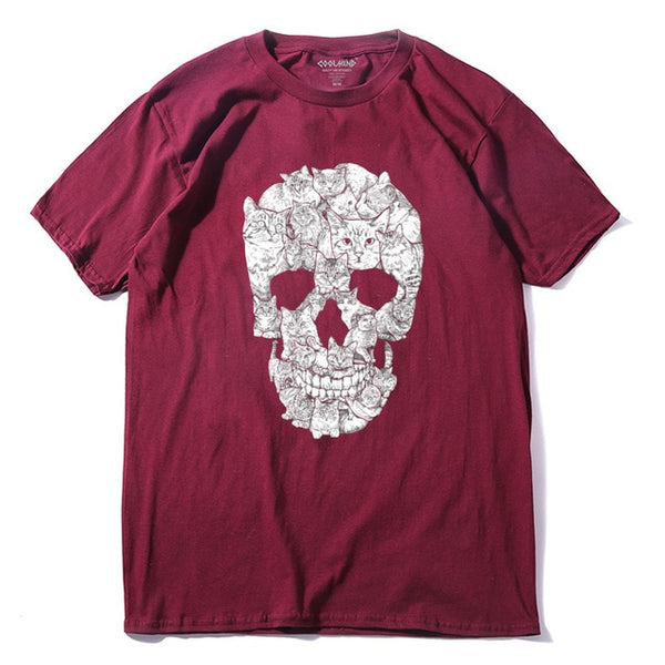 WTF? Skull of Cats t-shirt