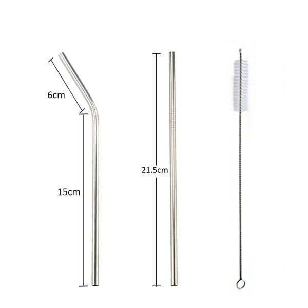 Stainless Steel Straws -