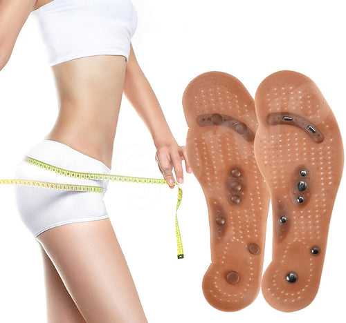 Acupressure Magnetic Insoles - beauty