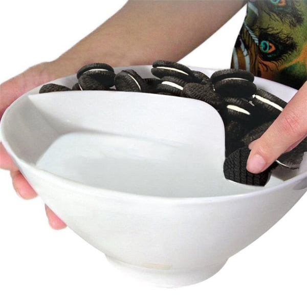 Separate Snack Bowl -