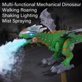 Robotic Fire Breathing Dragon -