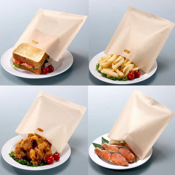 Reusable Toaster Bags -