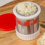 Stainless Butter & Cheese Grater -