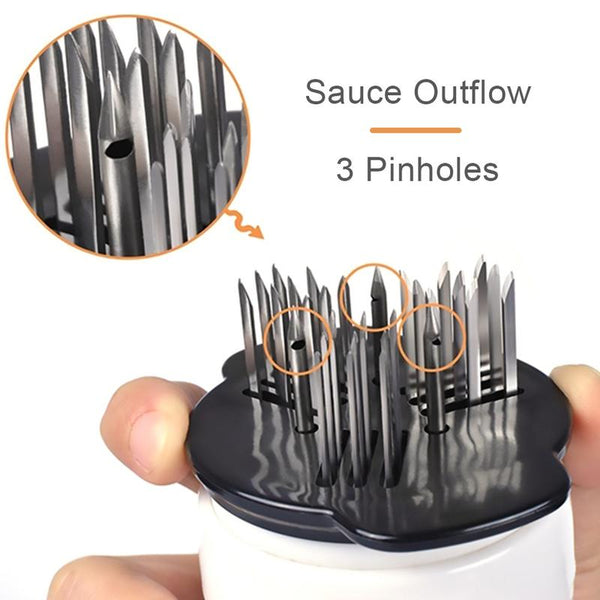 Stainless Steel Meat Sauce Infuser -