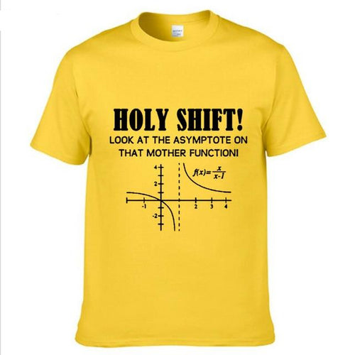 Holy Shift! t-shirt - T-Shirts