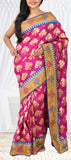 Pink Fancy Saree