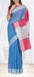 Semi Maheshwari Cotton Saree