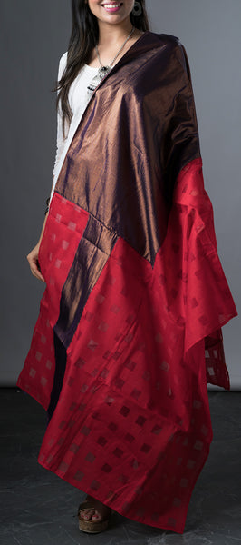 Antique Gold Dupatta