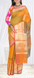 Mustard Semi Soft Silk Saree