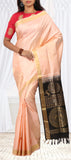 Baby Pink Soft Silk Saree