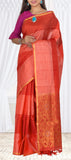 Light Pink & Dark Pink Soft Silk Saree