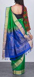 Leaf Green Soft Silk Saree
