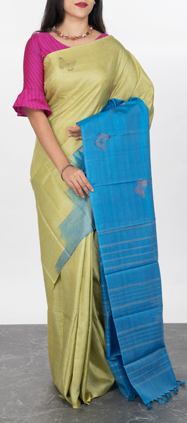 Spectra Collection - Borderless Silk Sarees