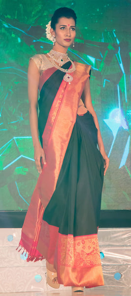 Spring Collectios 2017 - Pure Kanchipuram Silk Saree