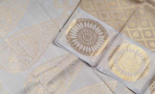 Folklore I Collection -  Handloom silk Sarees