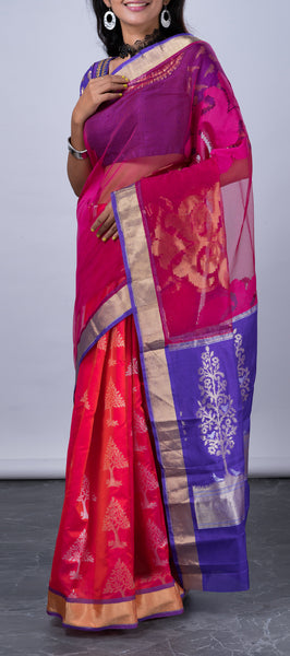 Pure Kora Silk Saree