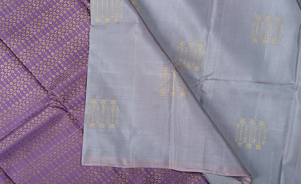 Folklore III Collection - Borderless Series - Handloom silk Sarees
