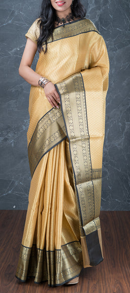 Gold Tanchui Saree