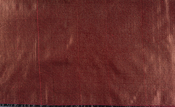Maroon Semi Silk Cotton Blouse Material