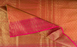 Traditional Multi-coloured Silk Cotton Saree
