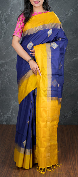 Twilight Softsilk Saree