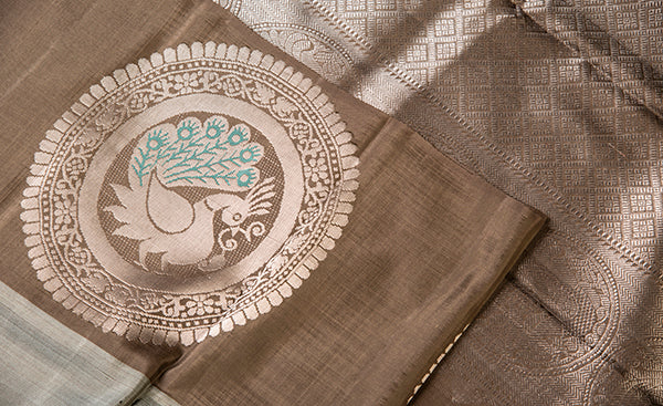 Spectra Collection - Kanchipuram Silk Saree