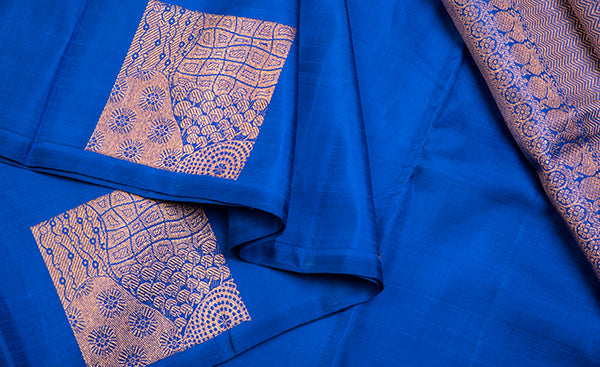 Doodil Collection - Pure Kanchipuram silk saree