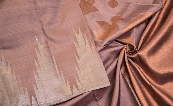 Pravah Collection - Pure Silk Saree