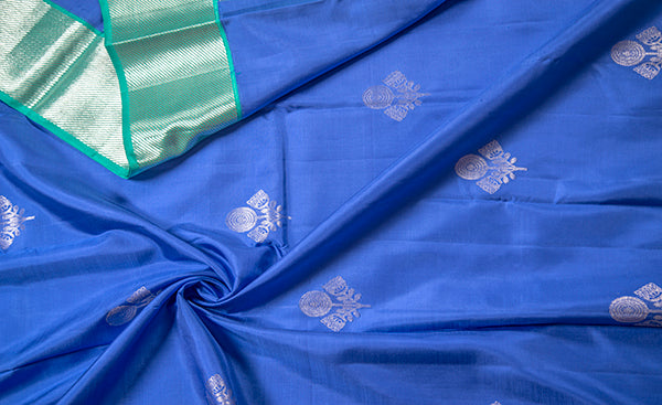 Pure kanchipuram handloom silk saree