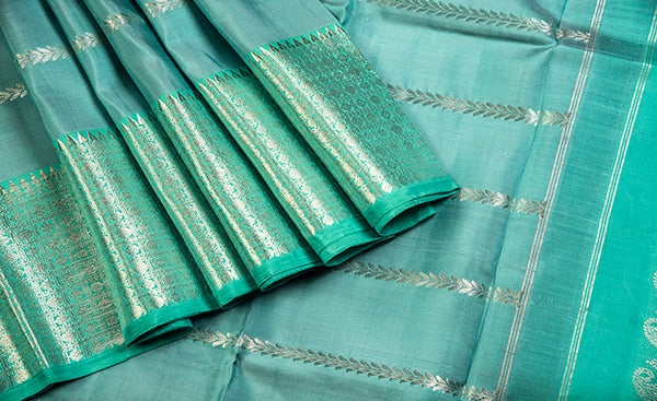 Traditional Kanchipuram Silk Saree