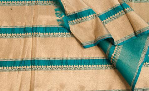 Attached Border for Sarees