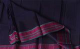 Blue & Magenta Lightweight Kanchipuram Silk Saree