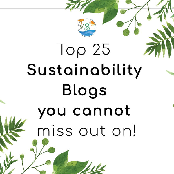 Top 25 Sustainability Blogs you cannot miss out on!