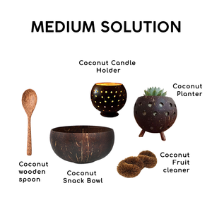 Coconut Wonder Kit - Sustainify