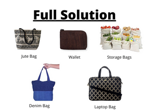 Sustainify Your BAGS - Sustainify