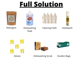 Sustainify Your CLEANING - Sustainify