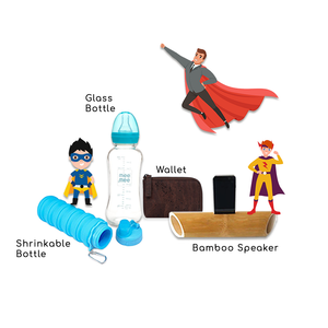 Gifts for Him Kit - Sustainify