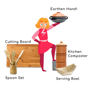 Sustainify Your KITCHEN| Call Me Kitchen Matey Kit - Sustainify