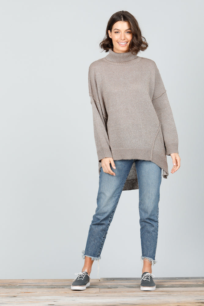 WILTSHIRE KNIT - BRONZE