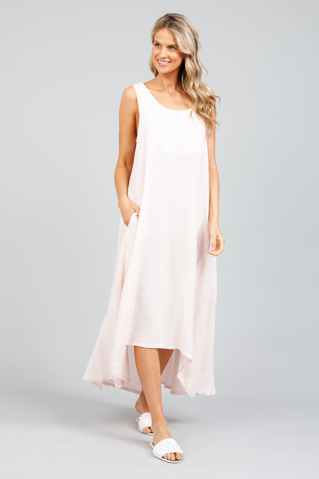 Holiday - Launch Dress - Pink